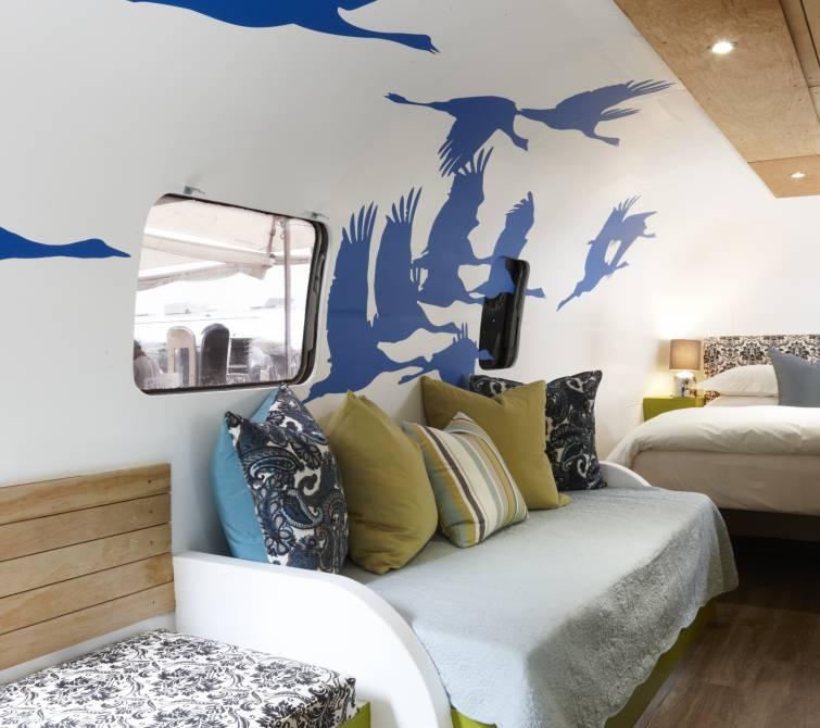 Caravanas con estilo tu toque personal - Interior caravana ...