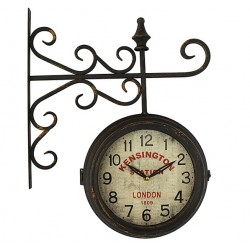 reloj-de-pared-doble-cara-marron-hierro2x