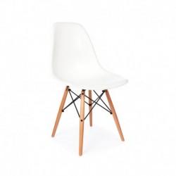 silla-diseno-color-patas-de-madera-varios-colores